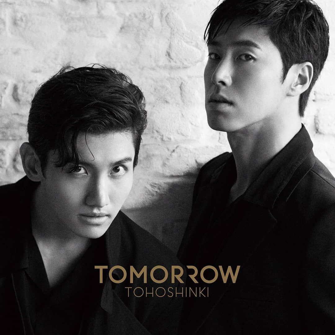 [新闻]180920 东方神起新日专《TOMORROW》荣登日本Oricon日榜1位