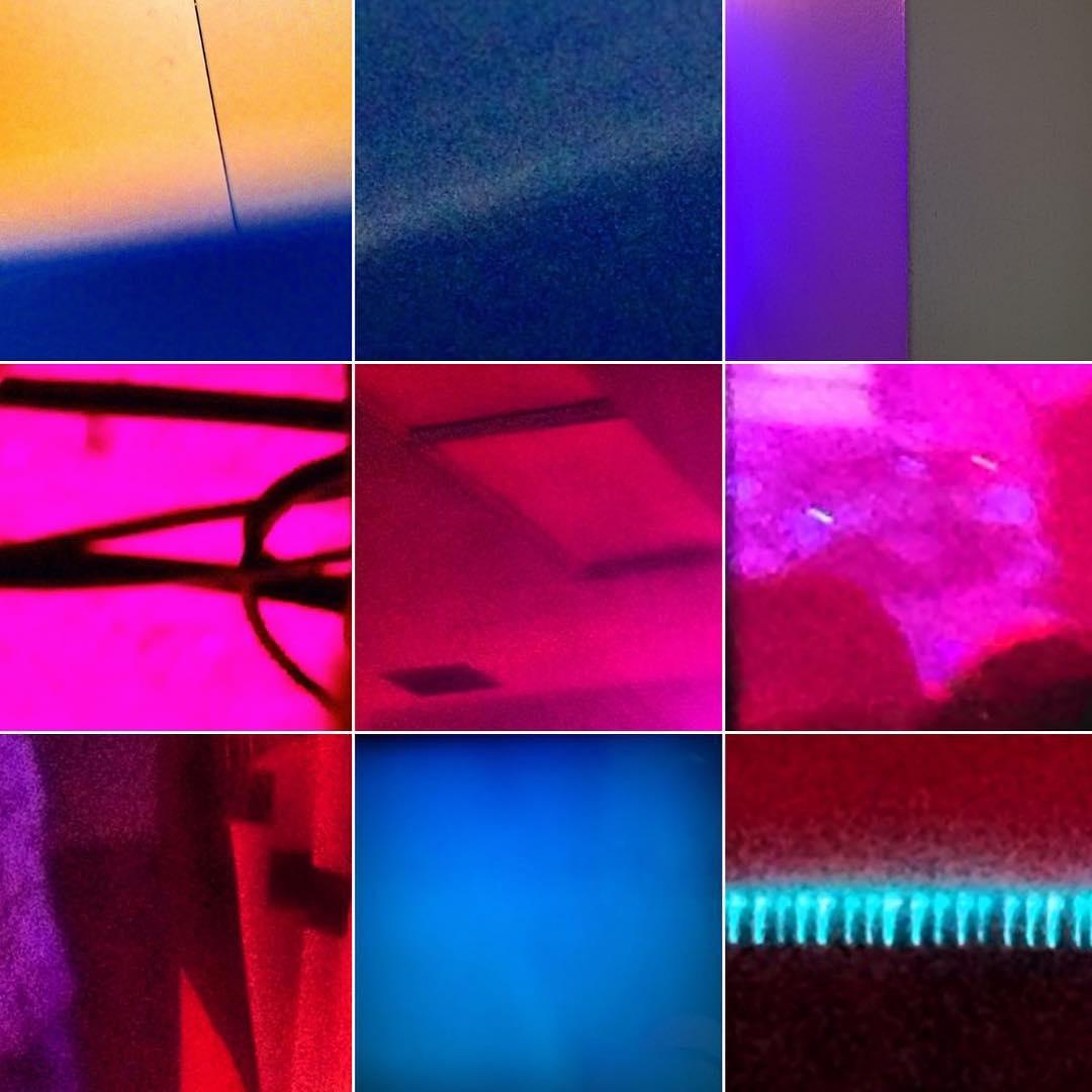 [分享]181215 光与影完美融合 又到Krystal郑秀晶的艺术鉴赏时间!