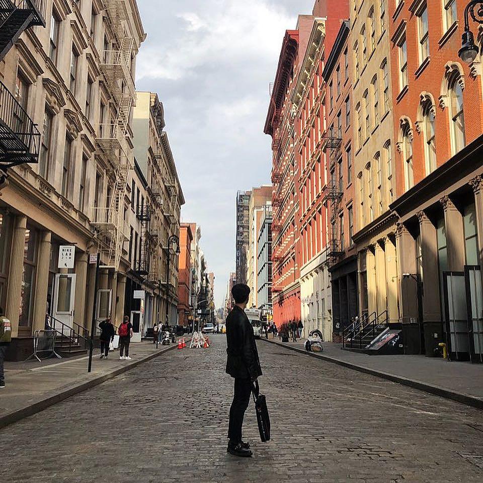 [分享]190319 开心快乐的纽约之行是还没有结束嘛?美美也来分享他的纽约旅行记啦!