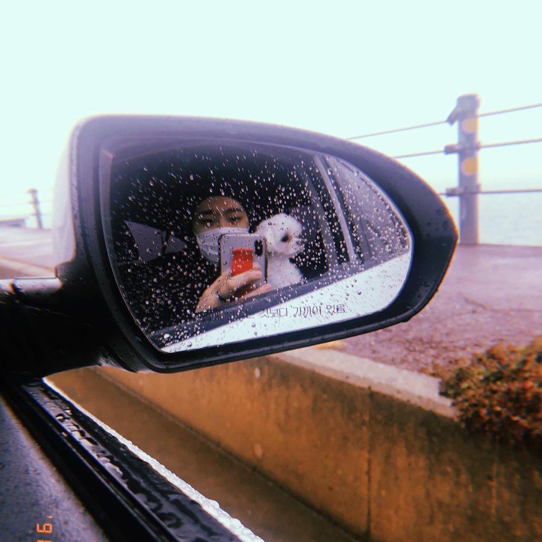 [GOT7][必威betway]191207 荣宰带着coco出门兜风啦!周末也要开心幸福的度过哦~