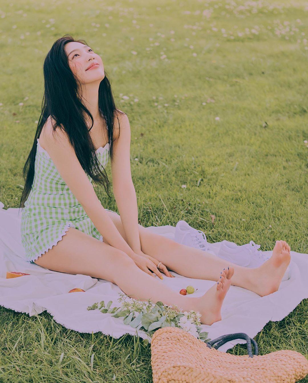 "[Red Velvet][分享]190815 JOY宣传新专预告照""我自己看也觉得很漂亮"""
