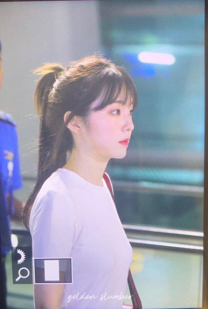 [Red Velvet][新闻]190905 RedVelvet结束海外活动 今晨返韩