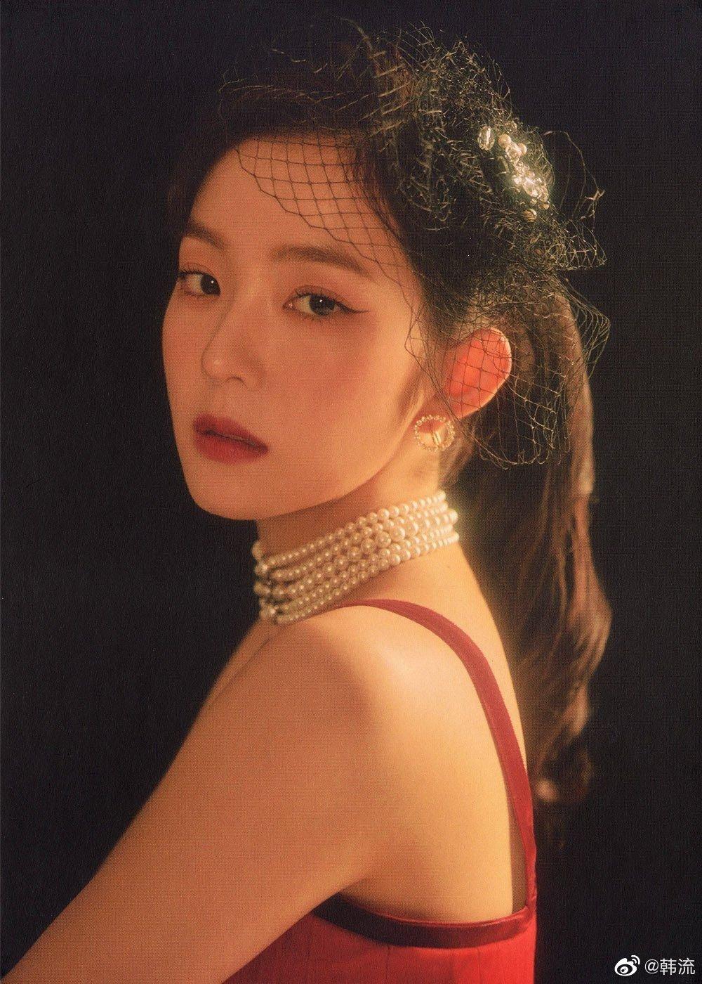 [Red Velvet][分享]191120 RedVelvet五人五色,世界名画级别的美貌