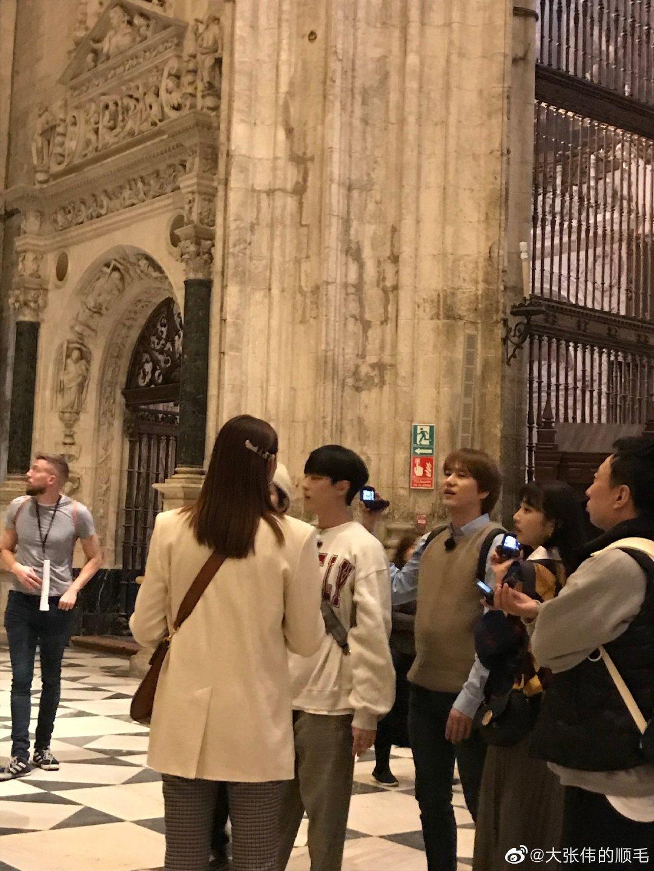 [Red Velvet][分享]191130 Joy《心酸的旅行》拍摄路透照更新