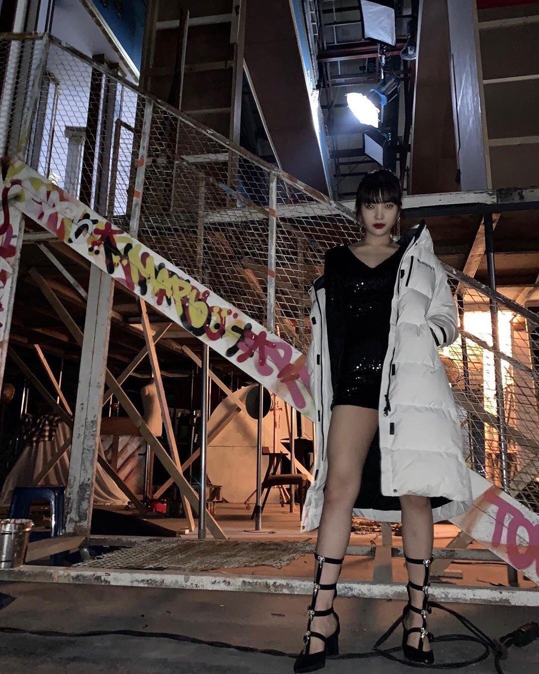 [Red Velvet][分享]191209 这程度的美貌简直在杀人!Joy的极致诱惑!